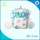 Couche-culotte remplaçable de bébé de bande de PE Backsheet et de pp pour le marché de l'Afrique