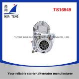 DensoモーターLester 18560 228000-6400のための12V 2.5kwの始動機