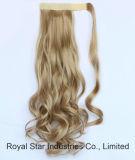 Выдвижение волос Ponytail нового способа типа синтетическое курчавое