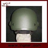 Mich 2002년 유리 섬유에 의하여 강화되는 헬멧 방어적인 안전 헬멧