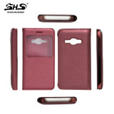 Shs lederner Batterie-Deckel-Telefon-Kasten für Samsung-Galaxie A3