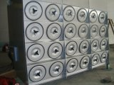 Abschleifender Kassetten-Staub-Sammler für Böe-Stand