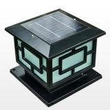新しいデザインBridgelux元のチップが付いている太陽ポストライト