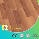 8.3mm E1 AC3 Walnut U-Grooved Oak Parquet Laminate Wood Vinyl Laminated Flooring