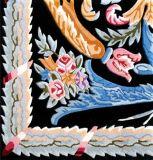 Mão adornado tapete personalizado parede Carpet para Wall Carpet (A-09)