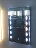 Five Star HotelのためのカスタムFrameless LED Mirror