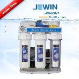 Het Systeem van de Zuiveringsinstallatie van het Water van Aqua van de omgekeerde Osmose met UVSterilisator