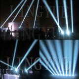Iluminação de palco DMX 230W Disco 7R DJ Sky Moving Head feixe