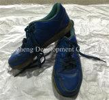 Hete Verkoop van de Prijs van de goede Kwaliteit de Goede in de Afrika Gebruikte Schoenen van het Leer (fcd-005)