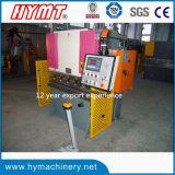 Hydraulische Biegermaschine der Stahlplatte Wc67y-30X1300