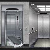 Base por atacado aberta do passageiro do centro da cadeira de rodas elevador médico da grande