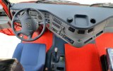 Cabeça do trator de Saic-Iveco Hongyan 6X4 quente em saudita