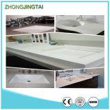 Countertop тщеты ванной комнаты кварца высокого качества искусственний каменный
