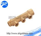 금관 악기 Manifold, Brass Color, Various Sizes 및 Ways Are Available