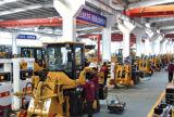 Afrika Heiß-Verkauft Minirad-Ladevorrichtung/vordere Ladevorrichtung (CER, ISO-Bescheinigung)