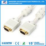 VGA RGB Kabel Cable/VGA van uitstekende kwaliteit van de Computer met Mannetje aan Mannetje