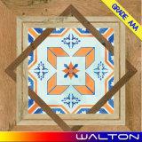 Azulejo de suelo rústico decorativo superficial de la porcelana de Matt