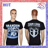Manufactory Custom Logo Sublimation Print T-shirt coloré