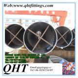 Tubulação de aço soldada espiral do revestimento LSAW de Fbe com boa qualidade