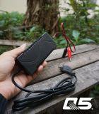 cargador de batería automático de almacenaje del cargador de batería de plomo del chorrito 12V1A