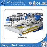 Yh 시리즈 t-셔츠 자동적인 스크린 인쇄 기계