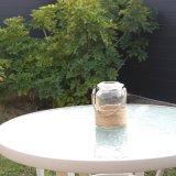 Indicatore luminoso solare con il vaso di vetro