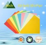 Buntes Kopierpapier für Text-Buch-rohes Farben-Papier-direkte Fabrik