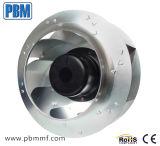 280mm Ec AC entrée Ec Backward Curved ventilateur centrifuge