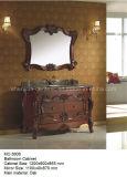 Het Kabinet van de Badkamers van het Meubilair van de badkamers met het Bassin van de Was (mc-3602)