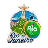 Emblema del distintivo di Pin del risvolto del metallo per la promozione di sport