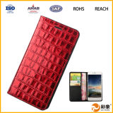 China Manufacturer Leather Flip Mobile Phone Caso para Huawei