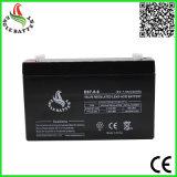 bateria acidificada ao chumbo recarregável do Mf da potência de 6V 7ah para o carro elétrico do brinquedo