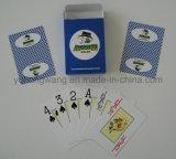 Cartão de jogo personalizado do cartão do jogo do papel, jogo de mesa