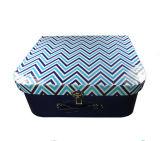 Boîte glacée résistante de valise de carton de stratification de l'eau