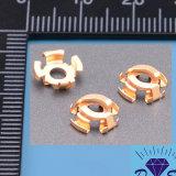 Timbratura di soppressione fine timbrata del connettore del metallo