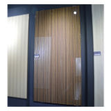 Zh Brand Madeira MDF UV High Glossy Panel (zh3947)