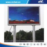 P10.66mm intelligenter u. energiesparender im Freien farbenreicher LED-Bildschirm-Verkauf