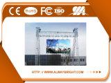 Comitato di parete locativo pieno esterno dello schermo di visualizzazione del LED di colore dei nuovi prodotti 3-1 SMD P5.95 LED video