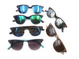 Óculos de sol unisex do metal do estilo do mestre do clube da alta qualidade (F14083)