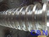 Bride de cou de soudure d'ajustage de précision de pipe 7075 d'ASTM B247 211