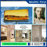Gekleurd Customized pvc Foam Sheet voor Advertizing en Signs