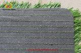 Césped artificial clásico de la hierba de la dimensión de una variable de C para el campo de fútbol