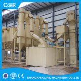 Máquina de proceso industrial de minerales para la fabricación del polvo