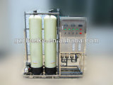 Filtro industrial del sistema del RO del equipo 1000L/H del tratamiento de aguas de Chunke