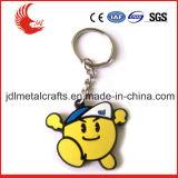 새로운 디자인 PVC 열쇠 고리의 공장 제안 무료 샘플