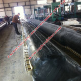Pipe gonflable Plug Bag Make Culvert
