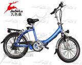 """vélo se pliant bleu de batterie au lithium de 20 """" séries avec En15194 (JSL039Z-1)"""
