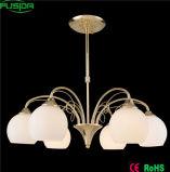 Lâmpada européia do candelabro do estilo, lâmpada do pendente em Guzhen (P-9467/3)