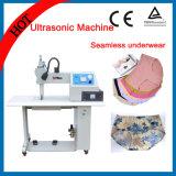 Het Ultrasone Kant die van China Ultrasone Scherpe Industriële Naaimachine naaien