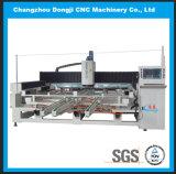 Horizontaler CNC-Glasrand und Poliermaschine für Selbstglas